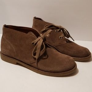Luck brand suede boots